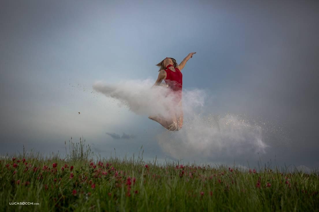 nuvole di farina