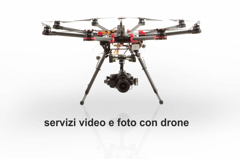 drone per foto e video
